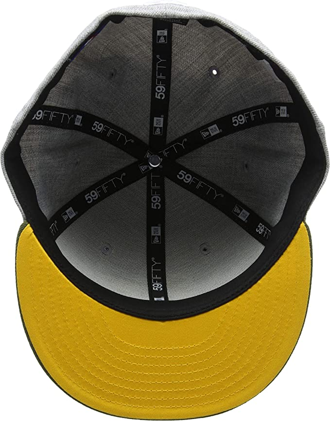 New Era Heather Crsp 2 Fit Cleind Hgrotcotc Cap