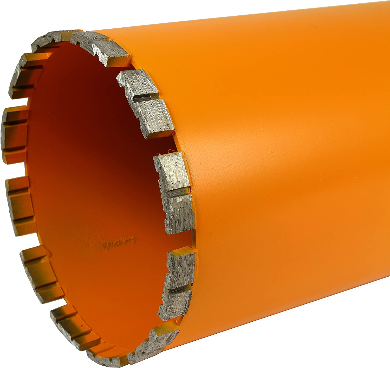 Archer PRO 6 in Diamond Turbo Core Drill Bits for Concrete Drilling