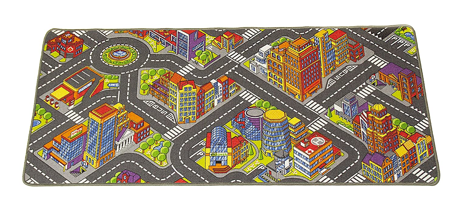 Learning Carpets Extra Large My Neighborhood LC 144 - Design May Vary