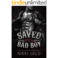 SAVED BY THE BAD BOY (The Devil's Dragons Motorcycle Club Book 1)