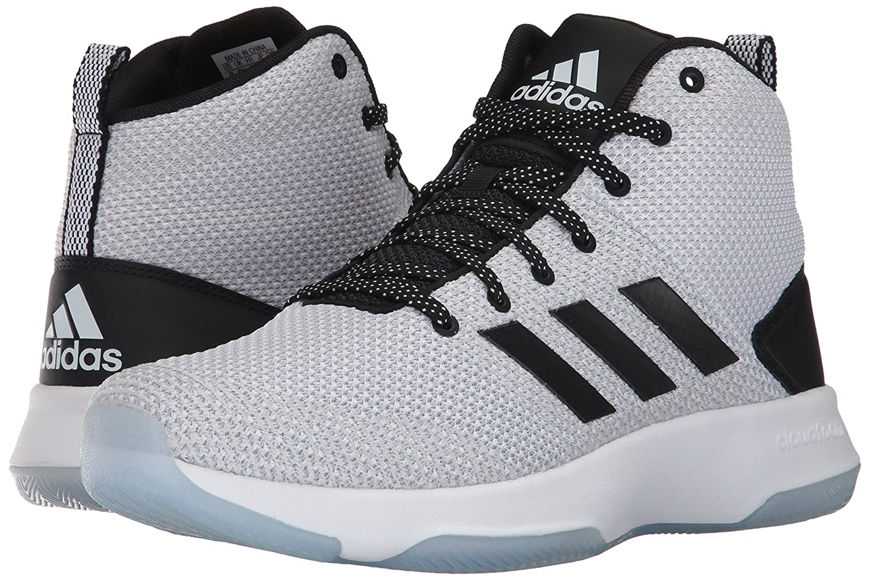 buy popular fdc74 dd99a Amazon.com  adidas Mens CF Ignition Mid Basketball Shoe  Bas