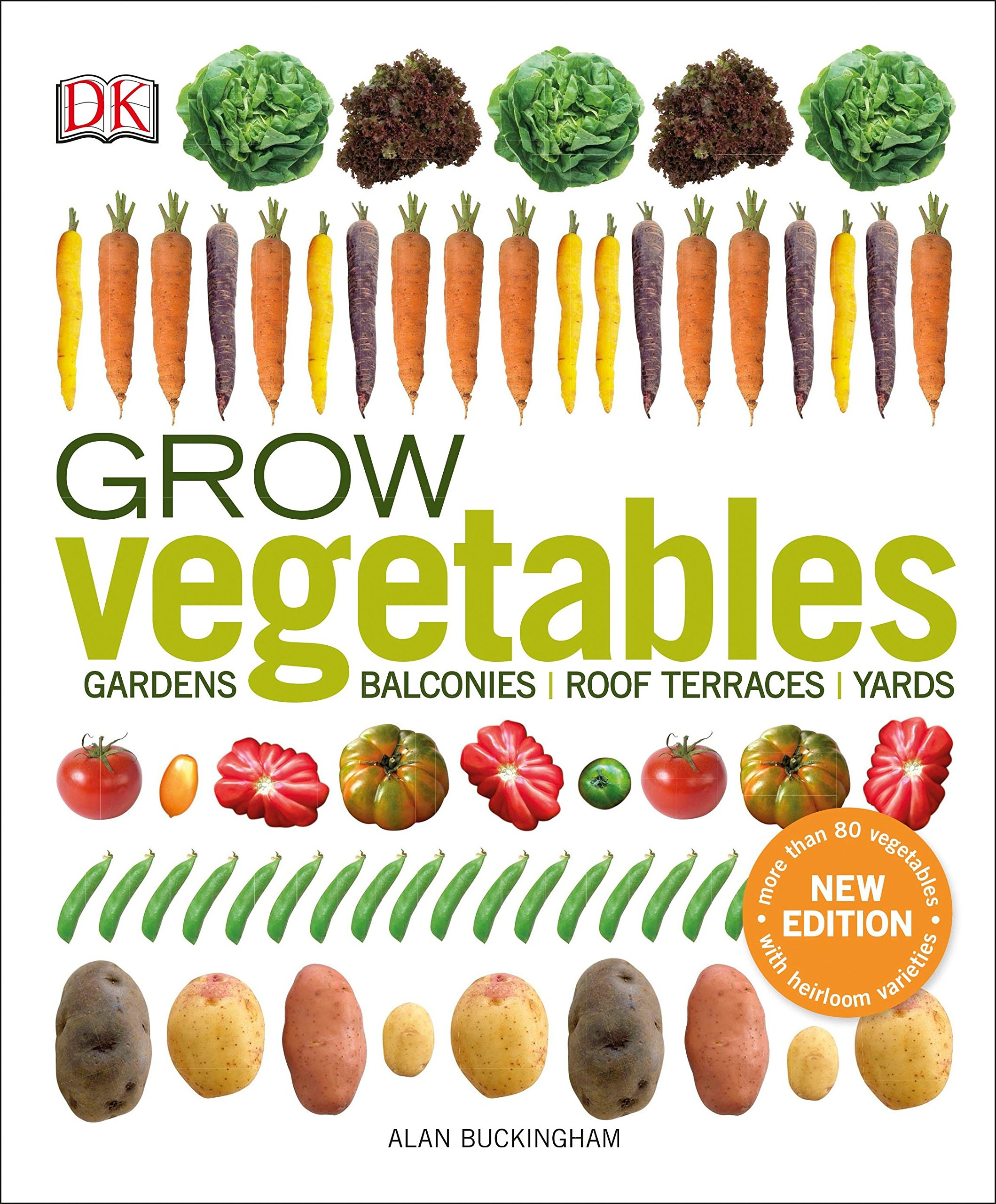 Grow Vegetables Alan Buckingham