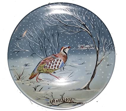 Haviland Limoges Twelve Days Of Christmas