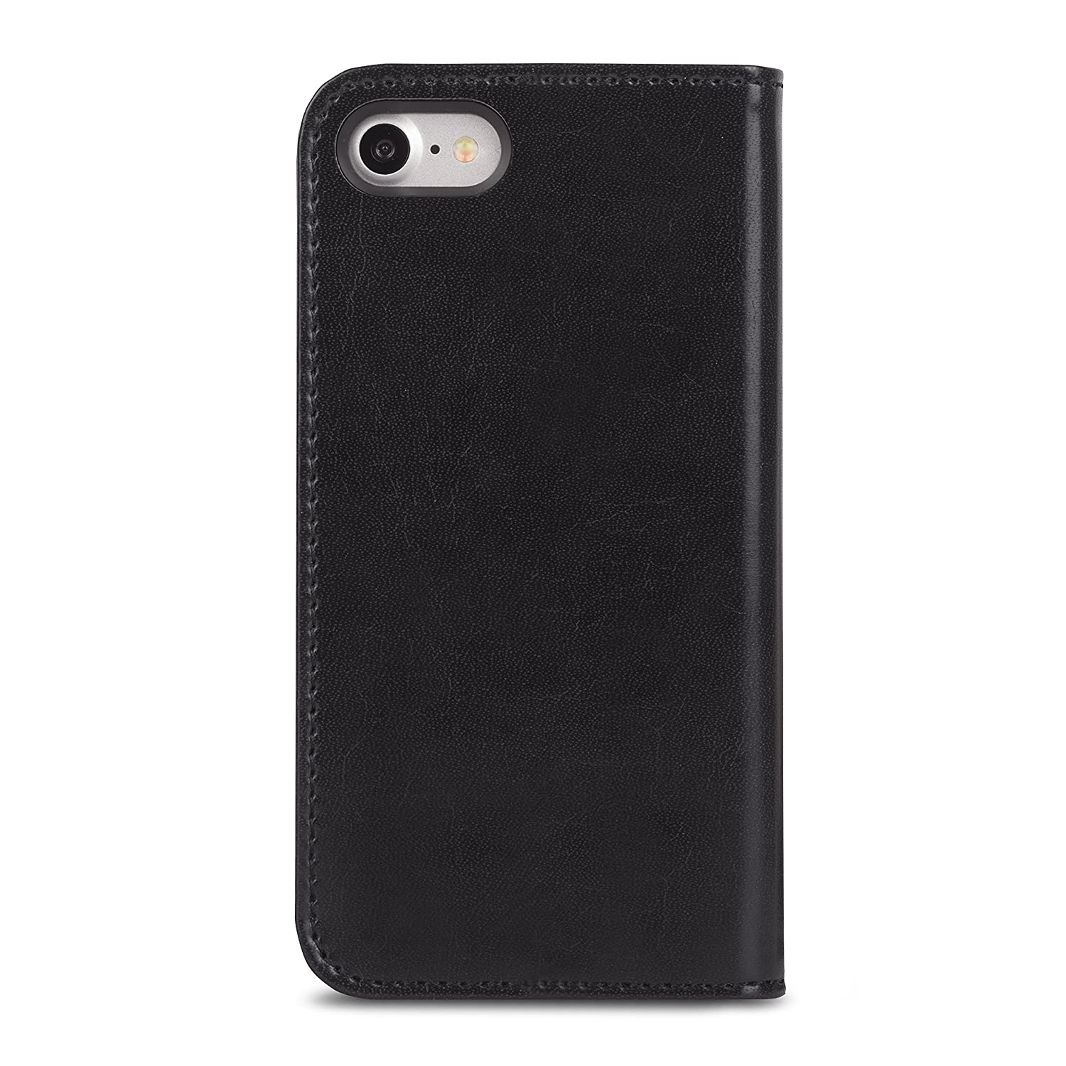 new style c7028 9f4dc Moshi Overture iPhone 8/7 Case (Wallet Case) - Black