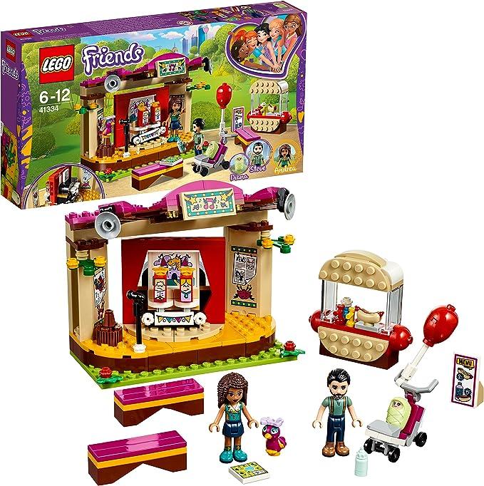 lego friend rencontre les 5 amies jouet