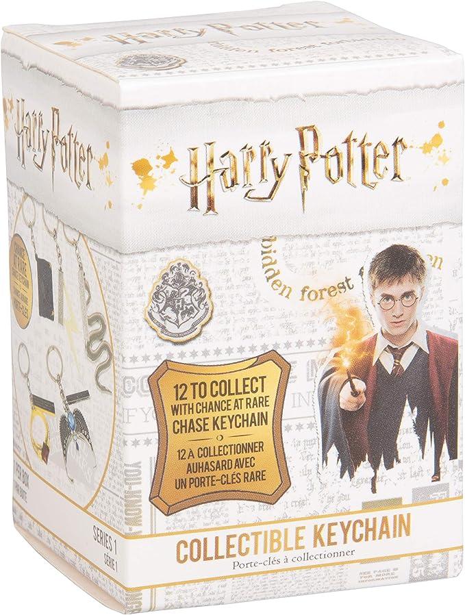 Harry Potter Party Favor llaveros, 12 unidades – hechizos, varitas y cruces – Calidad Die Cast coleccionable llavero con Exclusivo Chase Artículo – ...