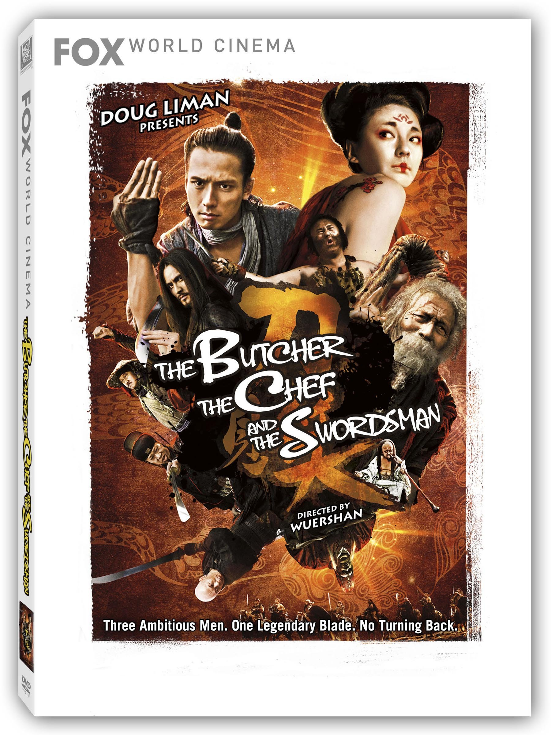 The Butcher, The Chef and the Swordsman (Dolby, AC-3, Subtitled, Widescreen)