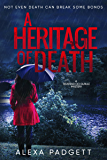 A Heritage of Death (A Reverend Cici Gurule Mystery Book 2)