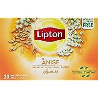 Lipton Herbal Infusion Tea Bags - Anise, 20s