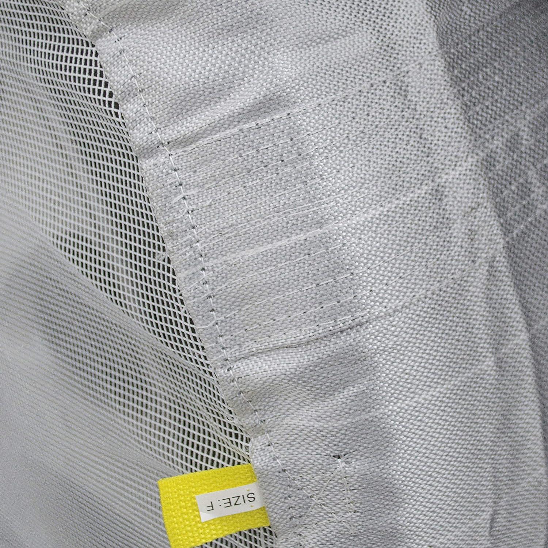 Fundas Antideslizantes//Cadenas Textiles para la Nieve AZ.3405.0051808 Talla I ICETEX PRIME
