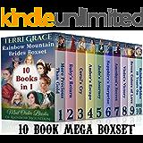 Rainbow Mountain Brides 10 Book Boxset (BONUS Included)