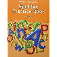 Spelling Practice Book Grade 3