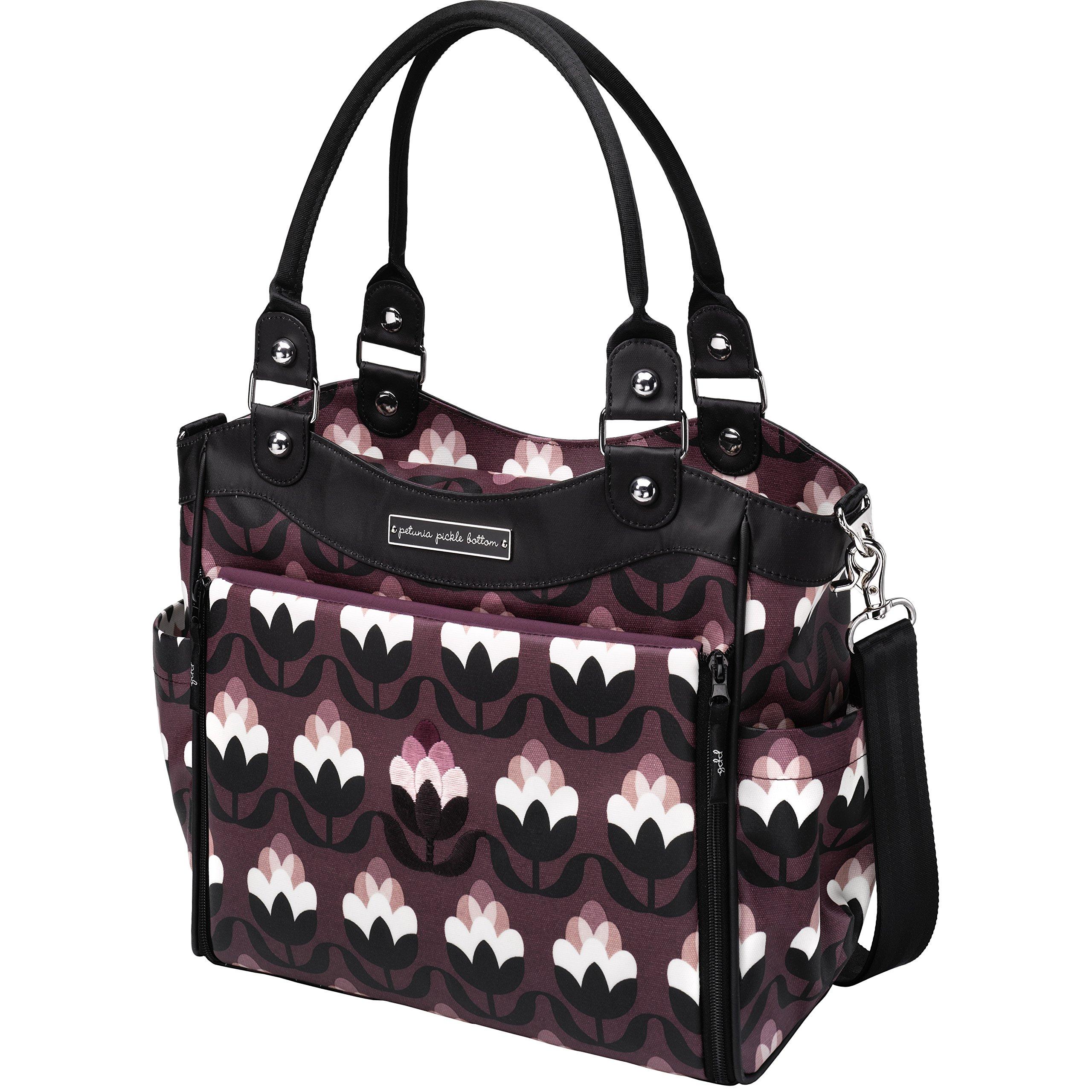 Petunia Pickle Bottom City Carryall Bag, Tuscan Twilight
