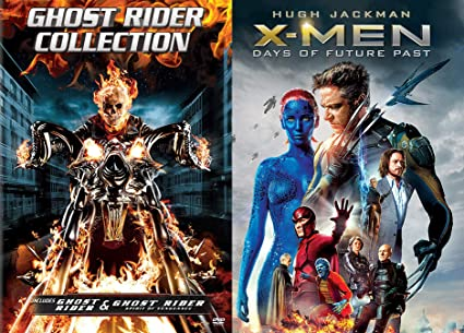 Amazon com: Wolverine Vs Ghost Rider: Ghost Rider/ Ghost