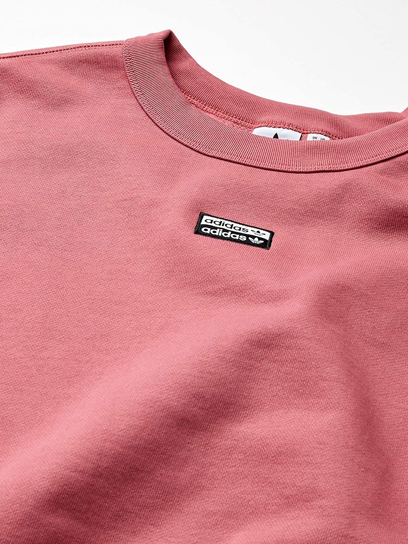 Adidas Originals V-ocal Sweat-shirt pour femme Trace Bordeaux.