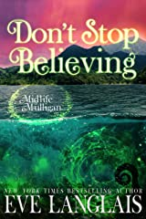 Don't Stop Believing: Paranormal Women's Fiction (Midlife Mulligan Book 3) Kindle Edition