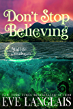 Don't Stop Believing: Paranormal Women's Fiction (Midlife Mulligan Book 3)