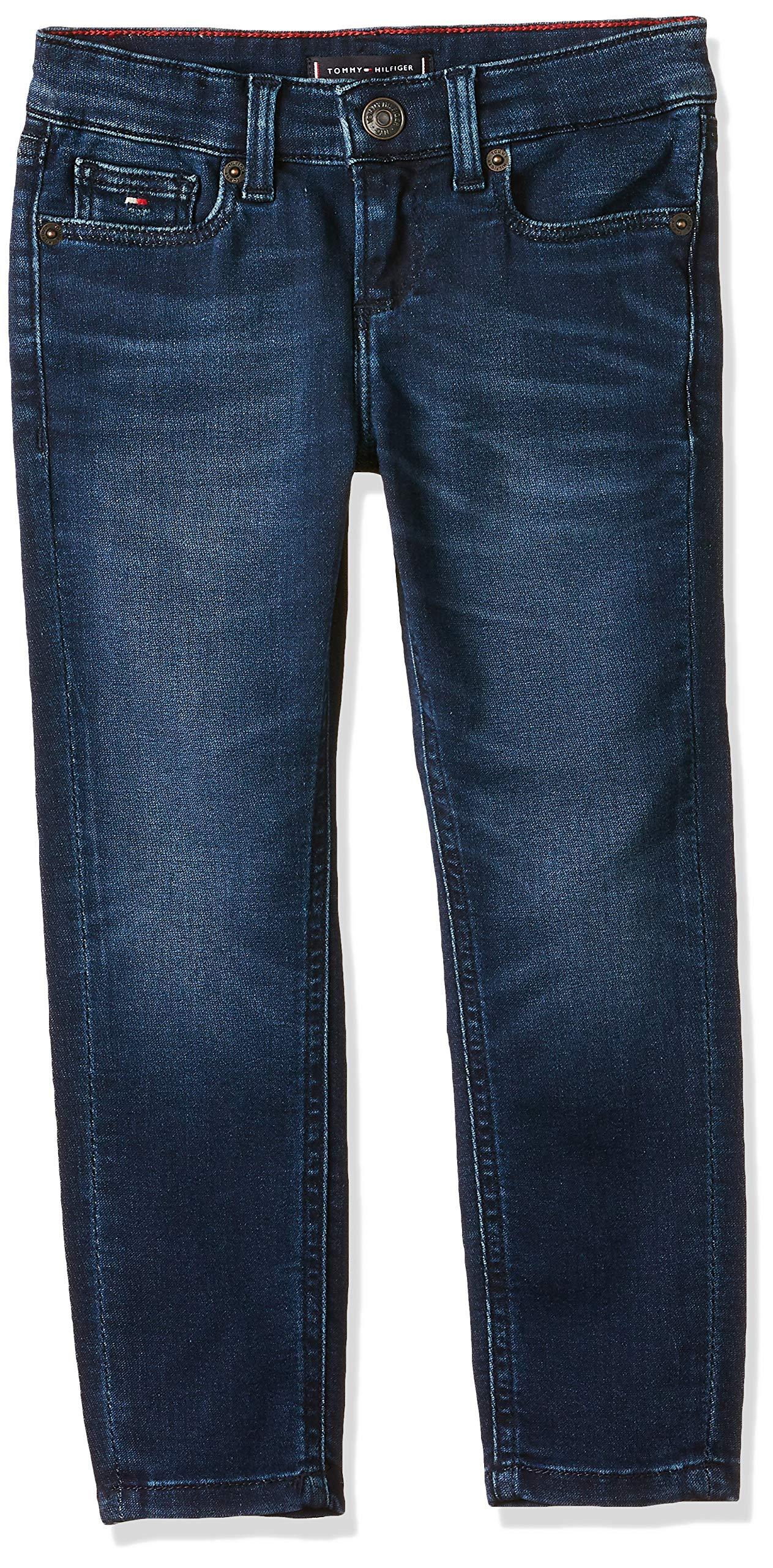 Tommy Hilfiger boys Scanton Slim Sldabst Jeans