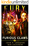 Furious Claws: A Bethany Black Supernatural Thriller (New York Paranormal Police Department Book 4)