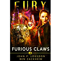 Furious Claws: A Bethany Black Supernatural Thriller (New York Paranormal Police Department Book 4) (English Edition)