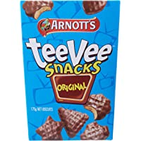 Arnott's TeeVee Snacks Original Biscuit Bites, 175 Grams
