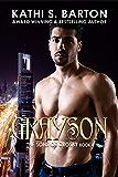 Grayson: The Sons of Crosby: Erotica Vampire Romance