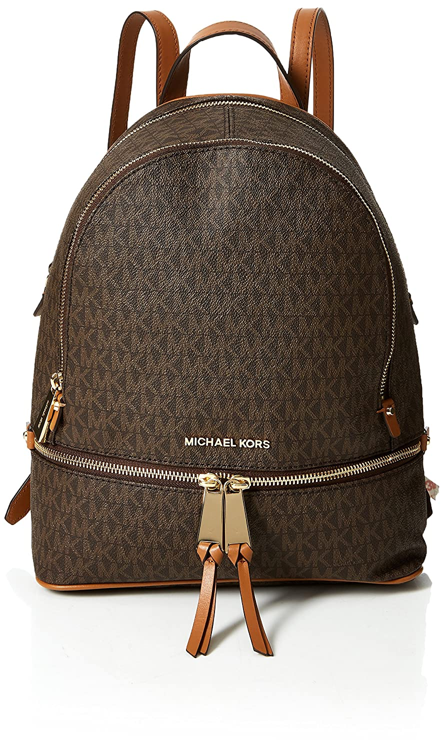Michael Kors Rhea Small Backpack Brown- Fenix Toulouse Handball 1379f5f99a
