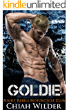 GOLDIE: Night Rebels Motorcycle Club (Night Rebels MC Romance Book 4) (English Edition)