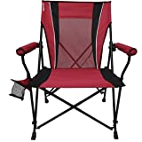 Amazon Com Kijaro Sling Folding Chair Camping Chairs