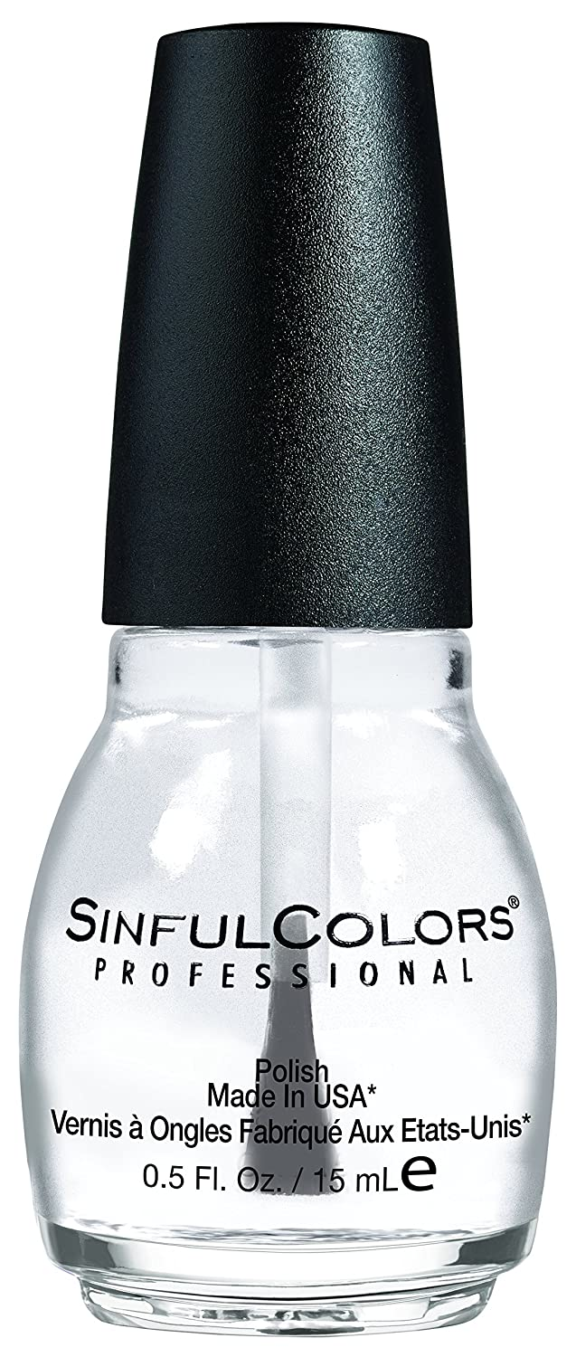 Sinful Colors, Incsinful Nail Color Clear Coat1064