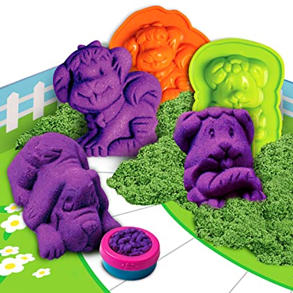 Kinetic Sand Doggy Daycare Playset