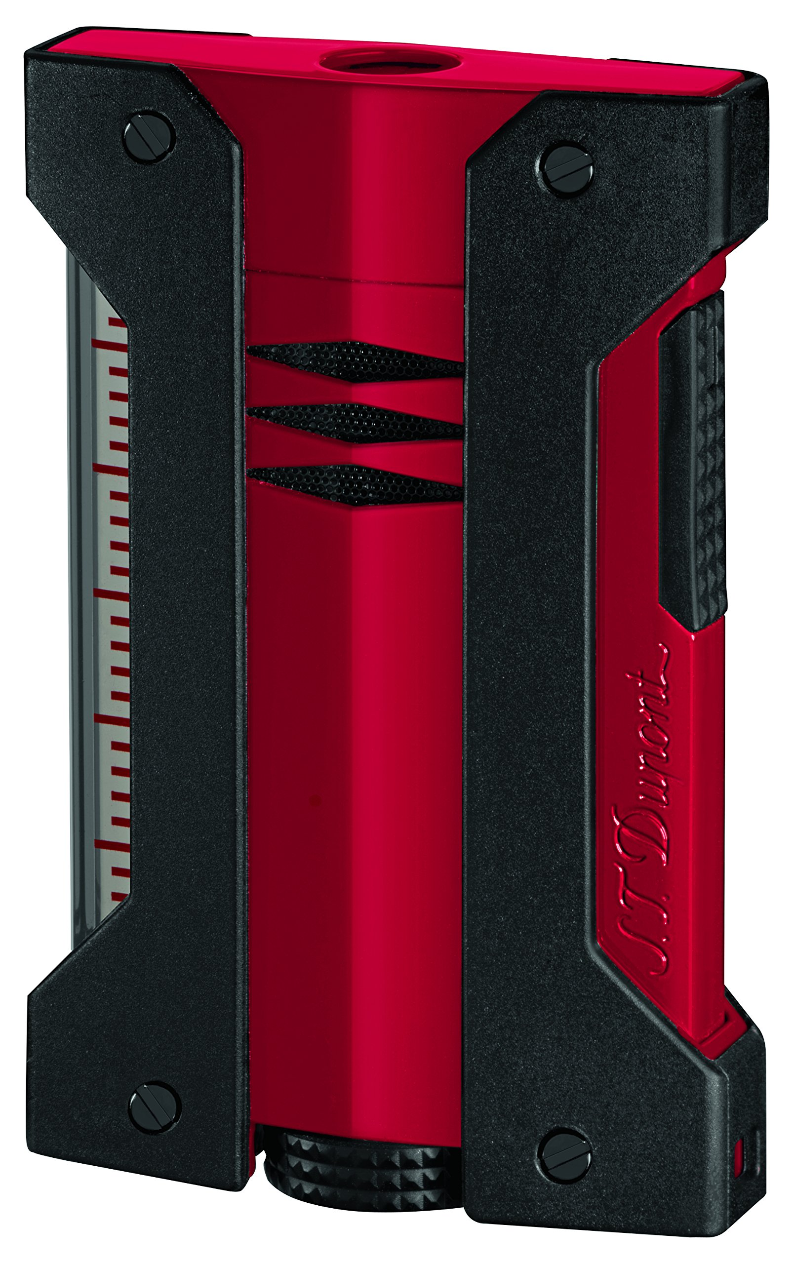 S.T. Dupont Defi Extreme Torch Lighter (Red)