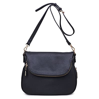 ff7a9749b3d3c3 Moda Luxe Women's Stylish Dandelion Crossbody Bag - Assorted Colors:  Handbags: Amazon.com