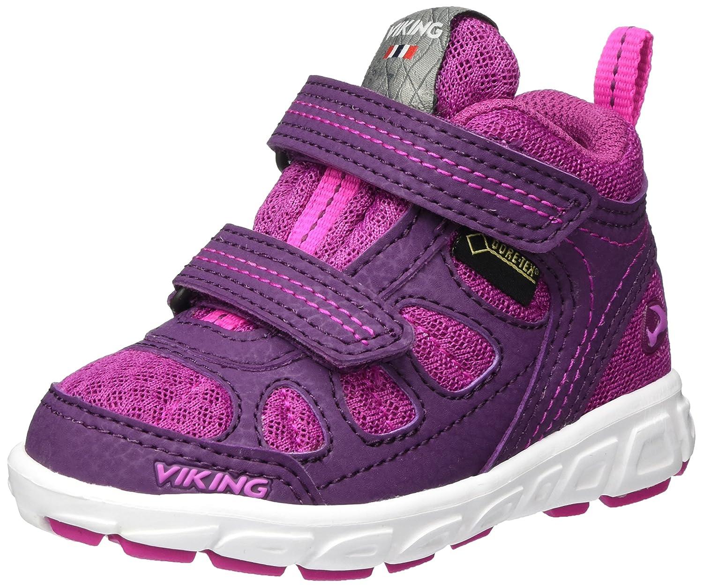 Viking Ludo Mid, Chaussures Multisport Outdoor Mixte Enfant