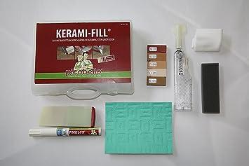 Reparatur Set Kerami Fill Für Die Instandsetzung Von Schäden Bei Keramik,  Stein Und