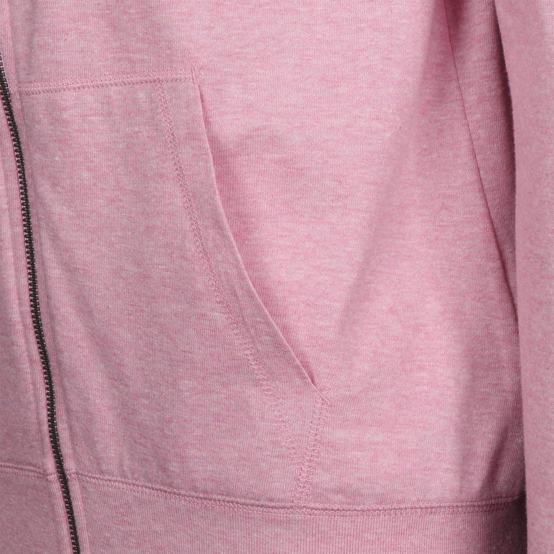 Nike W NSW Gym VNTG Fz Sweat pour Femme Pink Rise