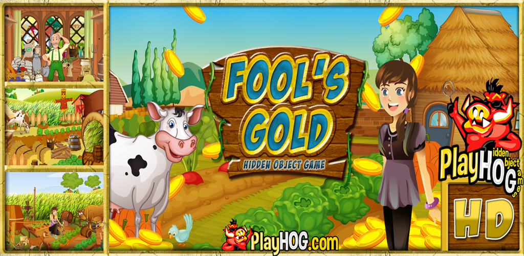 Fools Gold - Find Hidden Object Game [Download]