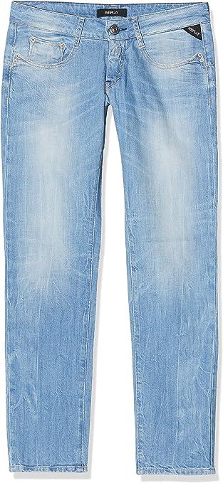 TALLA 26W / 30L. Replay Radixes, Jeans Mujer