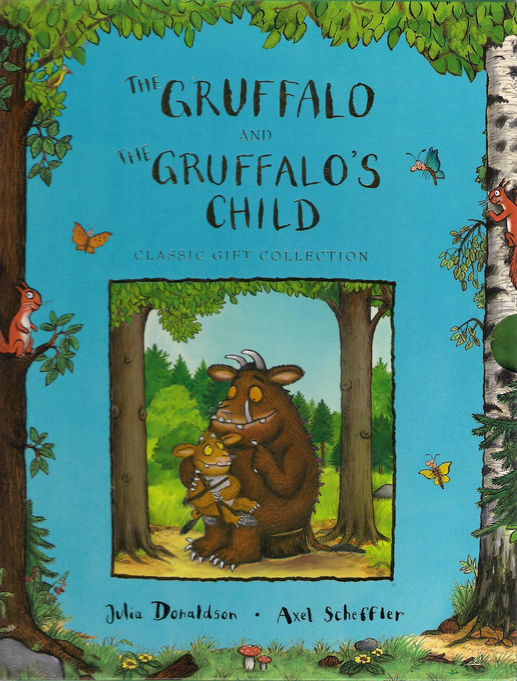 Gruffalo and the Gruffalos Child: Amazon.es: Donaldson, Julia, Scheffler, Axel: Libros en idiomas extranjeros