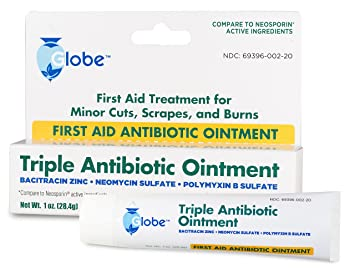 antibiotic ointment for skin infection