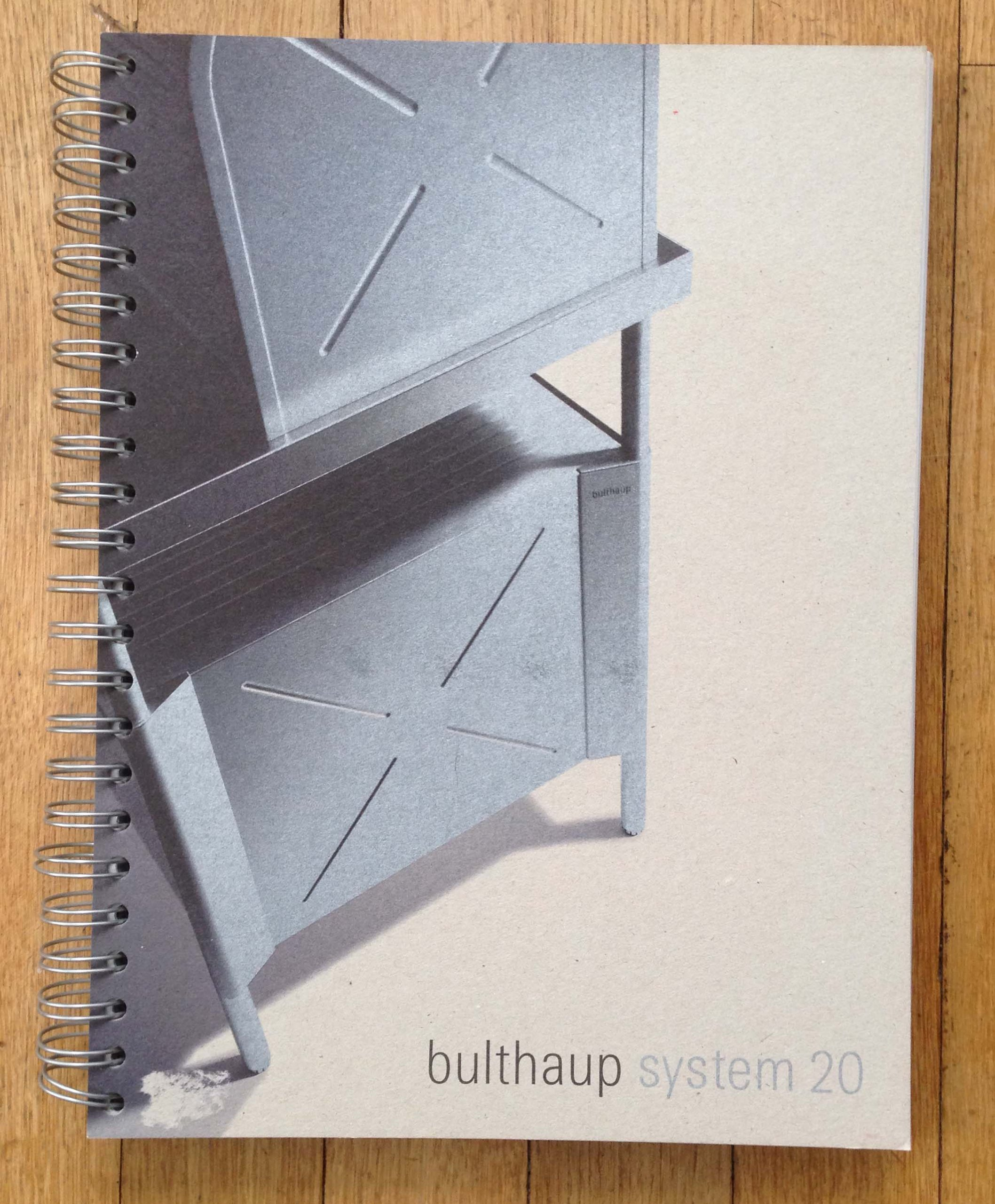 Bulthaup System 20 Amazon Co Uk Claus A Froh Books