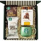 Starbucks Friendship Gift Box with Greeting Card, 5 Piece Set