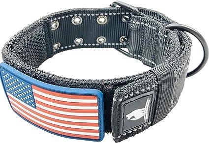 Diezel Pet Products collares para perros K9 estilo militar táctico ...