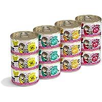12-Pack Weruva B.F.F. Grain-Free Wet Cat Food (3 oz. Cans)