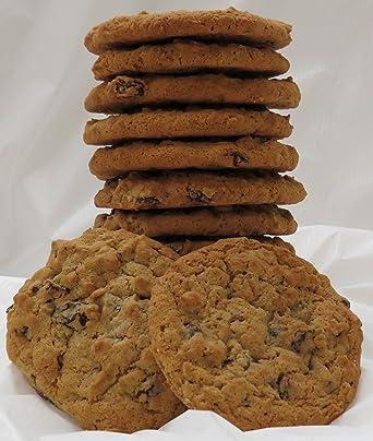 Homemade Oatmeal Raisin Cookies – 1 docena: Amazon.com ...