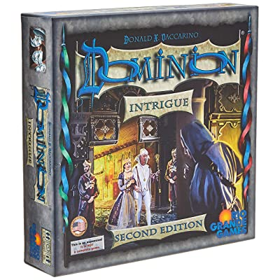 Dominion: Intrigue 2nd Edition Board Game: Toys & Games