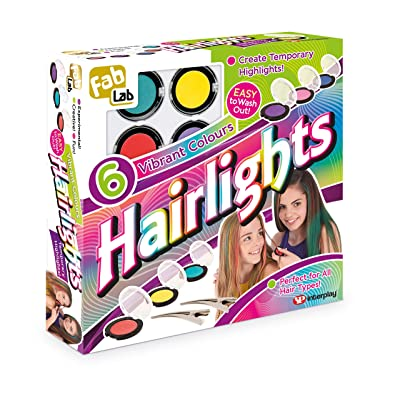 Fab Lab Hairlights Kit: Toys & Games