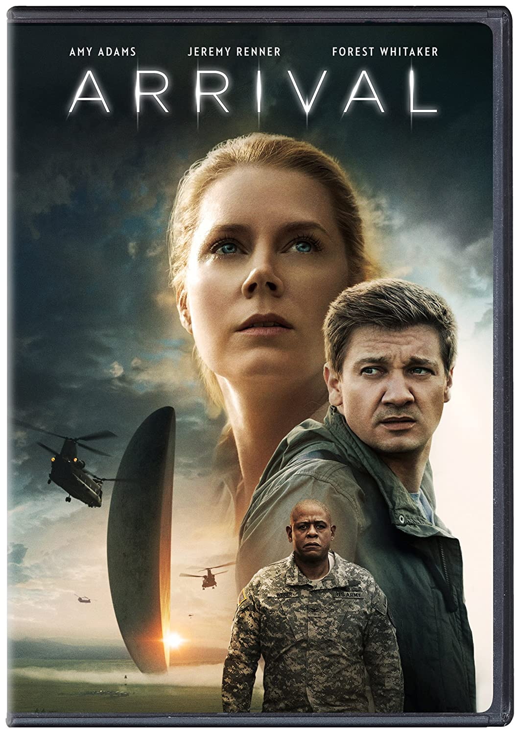 Amazon.com: Arrival: Amy Adams, Jeremy Renner, Forest Whitaker ...