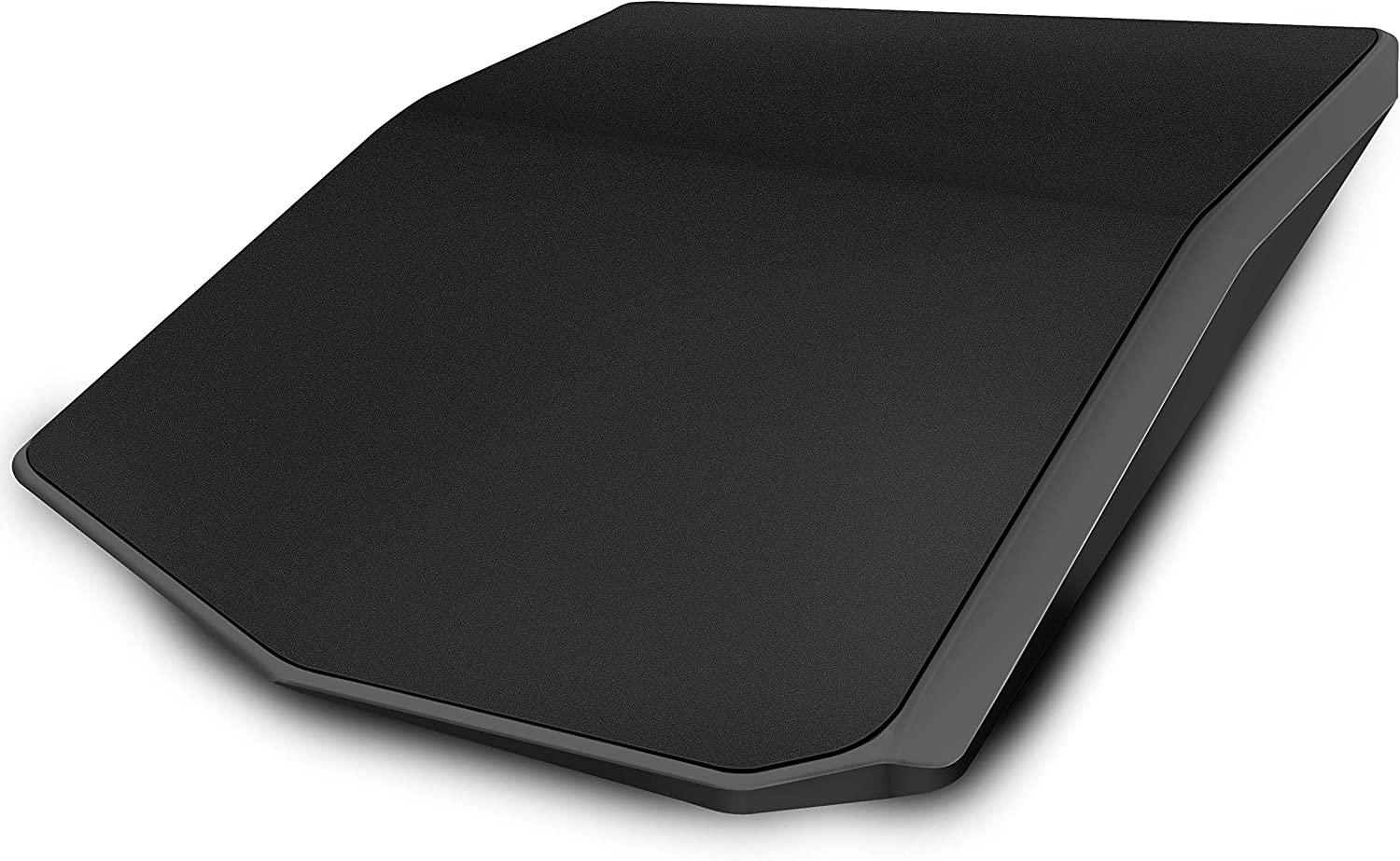 Soundance Ergonomic Mouse Pad with Wrist Support and Arm Rest, Large Mouse Pad with Three-Dimensional Nonslip Base Superfine Fiber Mat, Pain Relieve for Computer Laptop Office Home School Gaming