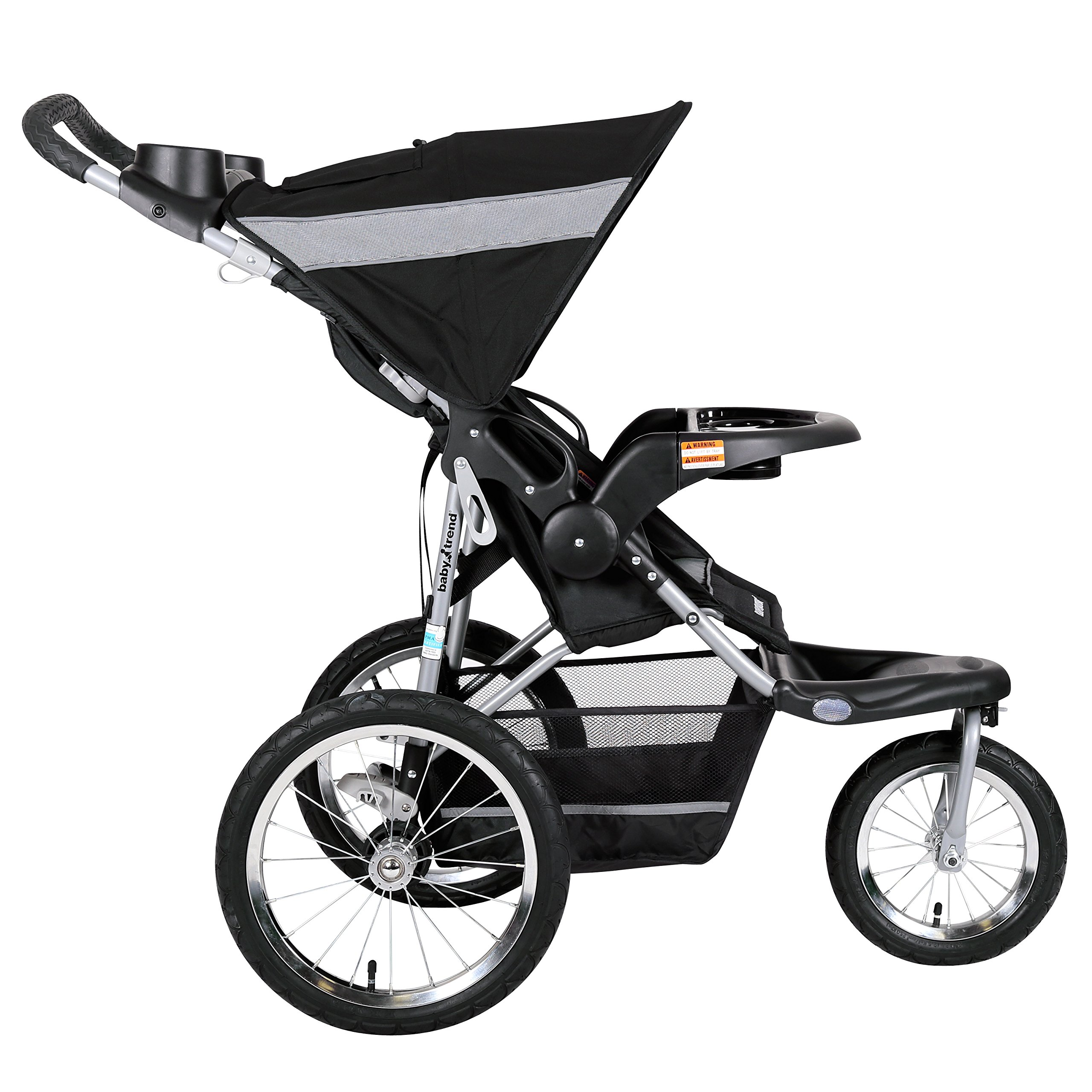Baby Trend Expedition Jogger Travel System, Millennium White by Baby Trend (Image #6)